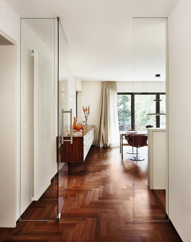 An der Pfaffenmauer house by Schmidt Holzinger Interior Designers (Photo: Christoph Lison I Ingmar Kurth)