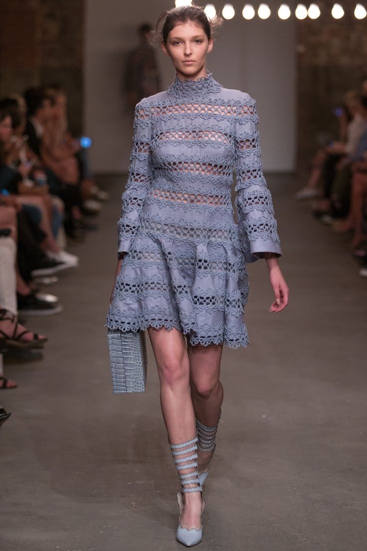 Zimmermann Spring 2016 Ready-to-Wear Collection Photos - Vogue