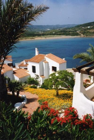 Jardins Playas de Fornells, Menorca