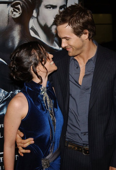Alanis and Ryan: Ryan Reynolds became engaged to Alanis Morissette in 2004, but they split in 2007 after deciding not to walk down the aisle.