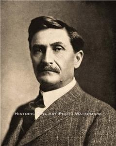 american old west | Pat Garrett Vintage Photo American Old West Lawman Killed Billy The ...