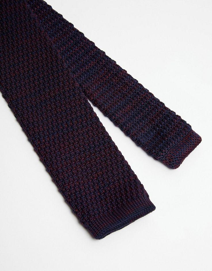 Image 4 - Jack & Jones - Cravate en tricot