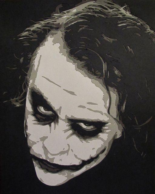 1000 Images About Villians The Joker On Pinterest