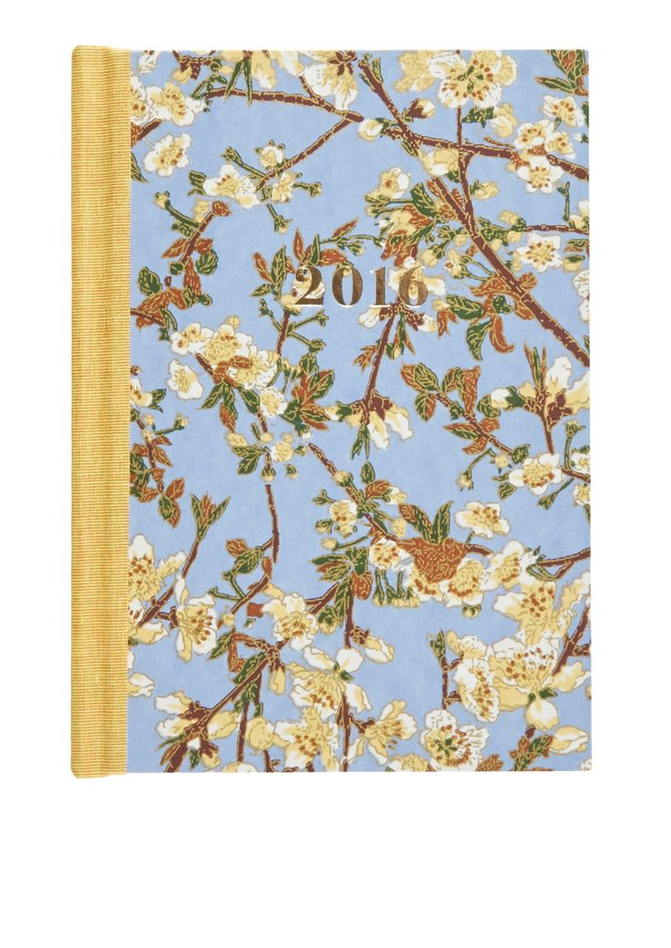 For Her: @libertylondon Esme Medium Diary £26.95