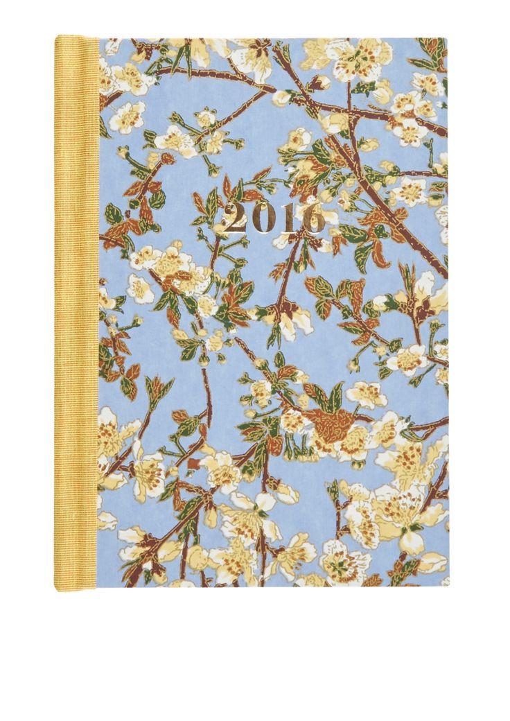 For Her: @libertylondon Esme Medium Diary £26.95