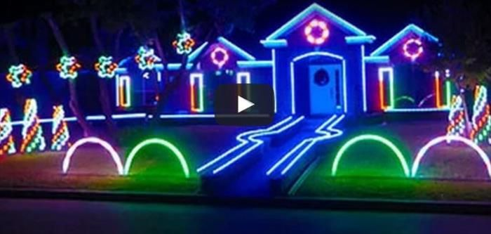 2015 Christmas Light Show – Featured on ABC's The Great Christmas Light Fight
