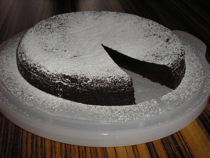 Flourless cake!!