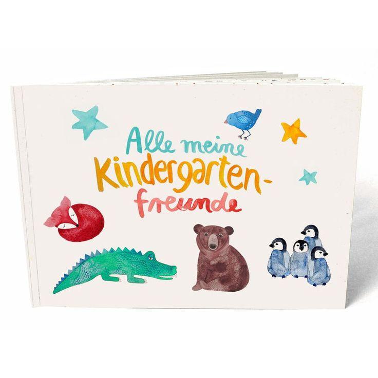 Freundebuch *Kindergarten*