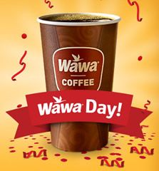 REMINDER: FREE Coffee at Wawa Stores Today on http://www.icravefreebies.com/