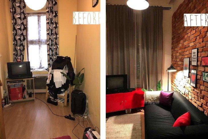 Before-After Livingroom