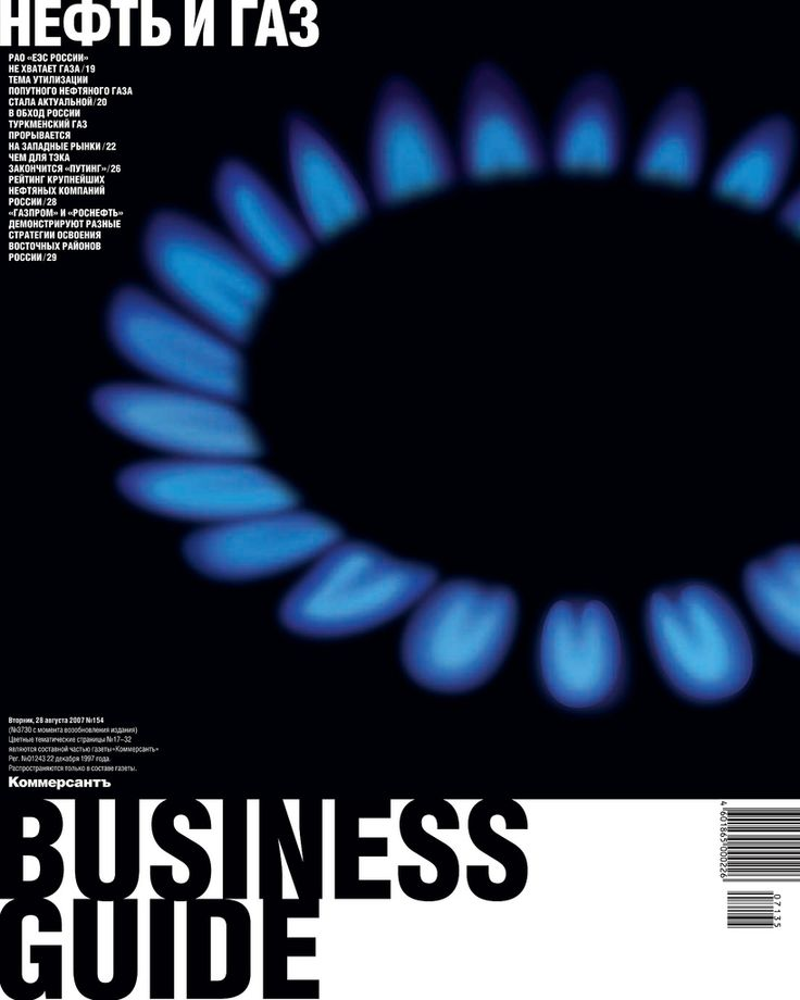 © Maria Zaikina | bg_cover_oil and gas #154 (28.08.2007) | cover illustration for Kommersant Business Guide www.kommersant.ru/Apps/app.aspx?IssueID=41183