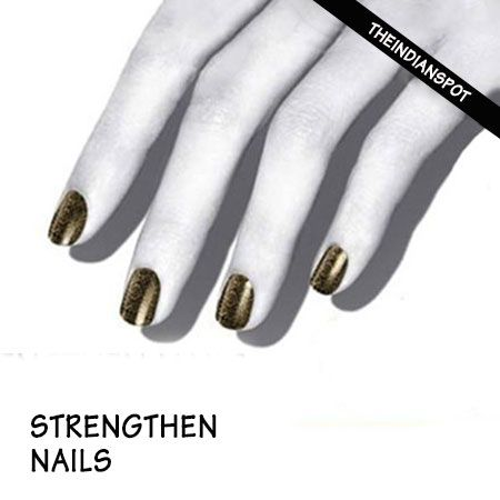 Constantly exposing nails to acrylic enhancements, nail polishes, nail art stickers, pollution and even exposure to sun can damage nail-health. Weak, brittle and yellow nails can make you embarrass so it's important to take care of your nails just like you do for your face. To enhance nail health and to make your nails strengthen …