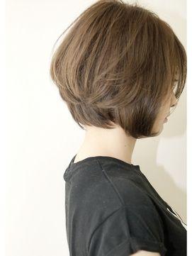 キアラ(Kciara) 人気No.1ショートボブBeforeアリ福岡天神大名Kchiara高田