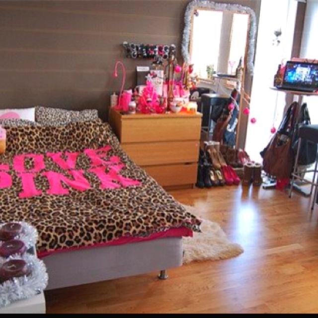 Victoria's Secret bedroom :)