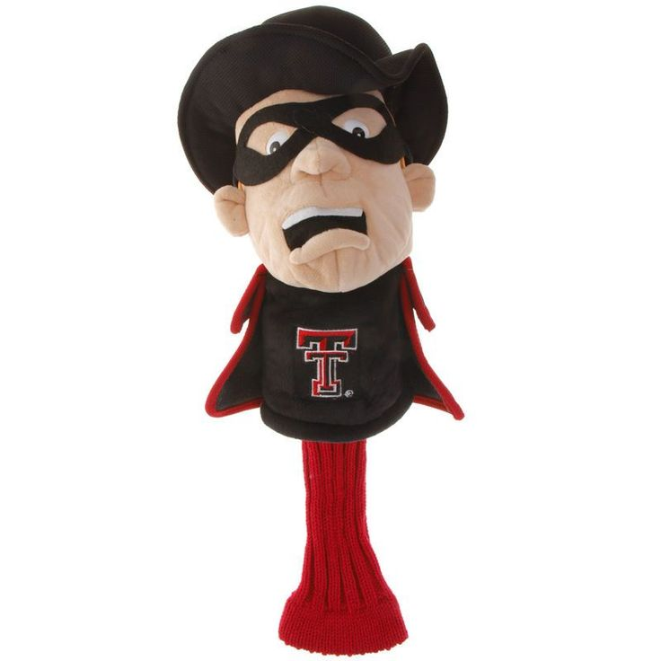 Texas Tech Red Raiders Mascot Golf Club Head Cover