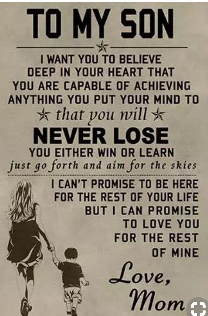 Proud mom quotes | Proud mom quotes | My children quotes ...
