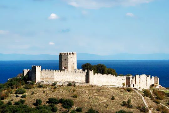 VISIT GREECE| #Platamon #Castle #Pieria #Macedonia #Greece #greekcastles