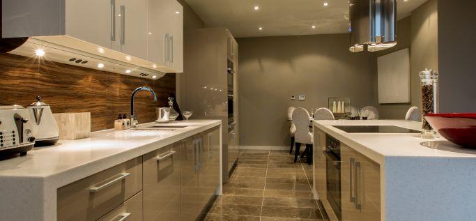Different Ideas On Flat Pack Kitchens In Sydney With Images Modern Kitchen Interiors Kitchen Work Triangle Modern Kitchen