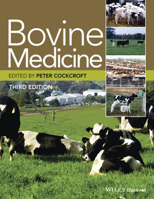 Thoroughly updated to reflect recent changes in the industry, Bovine Medicine, 3rd Edition, offers practicing large animal veterinarians and veterinary students a comprehensive reference to core aspects of contemporary cattle health and husbandry.