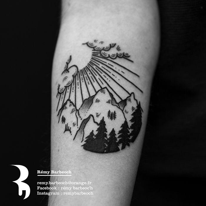 Remy tatoueur marseille