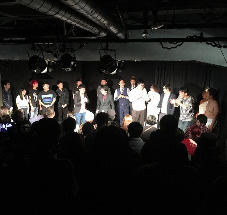 過去最多13組の出演者で立ち見も出る大入りってヤツですよ次回は12/9です  #namara #niigata #新潟 #ngt #ナマラ #お笑い #ニイガタコメディシアター #えんとつシアター #お笑いライブ