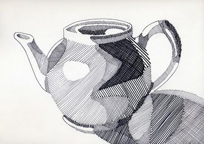 Introduction to Studio Art: Project 2: Value Variation Drawing