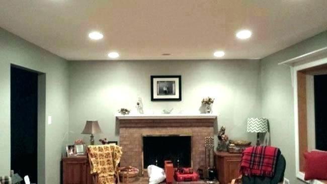 encouraging recessed lighting layout