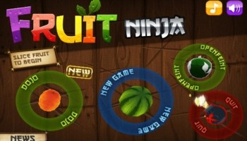 Play Fruit Ninja & Slash Your Way to the Top...Visit http://www.geekmagazine.org/2013/03/27/play-fruit-ninja-slash-your-way-to-the-top/ for more detail.