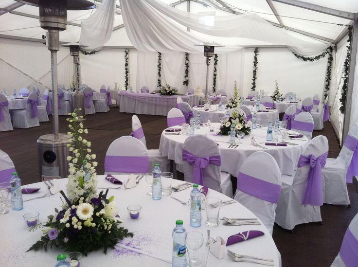 Svadobné stoly