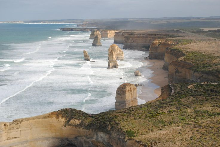 The 12 Apostles from the air [helicopter] - DONE :)