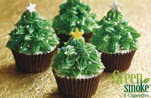 Καλή ιδέα για τα Χριστουγεννιάτικα γλυκά! :)