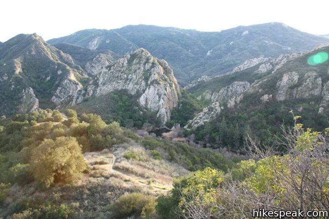Malibu Creek State Park Cistern Trail