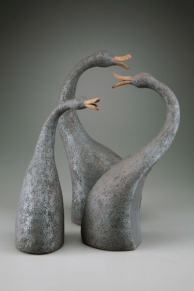 Stelter Sculpture - Birds                                                                                                                                                                                 More
