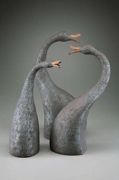 Stelter Sculpture - Birds                                                                                                                                                                                 More