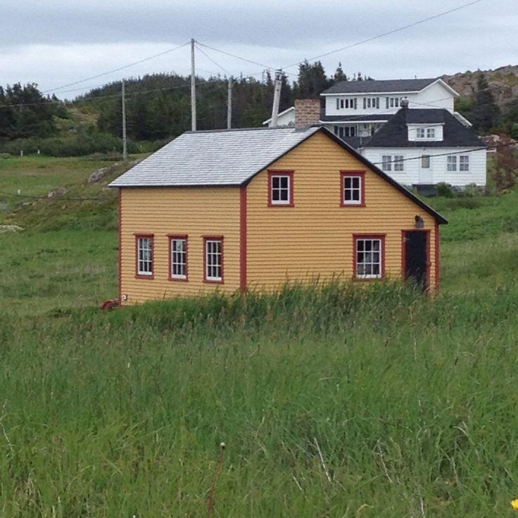 Twillingate house
