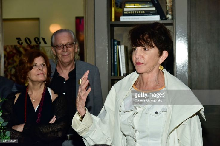 Mercedes Ruehl attends the HGU New York Sag Harbor Cinema Fundraiser at HGU New York on May 23, 2017 in New York City.