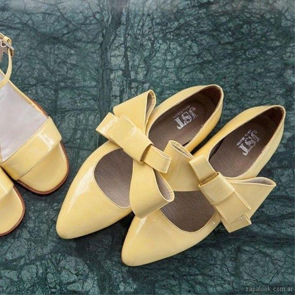 ab1574bd64 Justa Osadia lanzo su coleccion de calzados primavera verano 2019, una  propuesta moderna que sigue