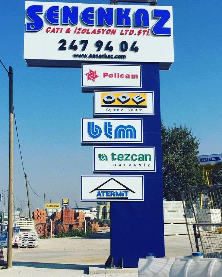 Şen Enkaz Hizmetinizde ✋���� Çatı#kaplama#ısı#yalıtım#su#yalıtımı#polikarbon#membran#cephe#ara#bölme#pvc#ışıklı#ürünler#galvaniz#saç#ürünleri#su#depoları#yağmur#oluk#sistemleri# ��������✔✴ Web Sitesi için : ��www.senenkaz.com �� http://turkrazzi.com/ipost/1517262796311856761/?code=BUOZnl1FYZ5