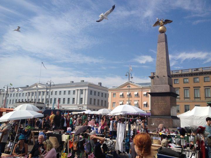 Kauppatori in Helsinki, Etelä-Suomen Lääni