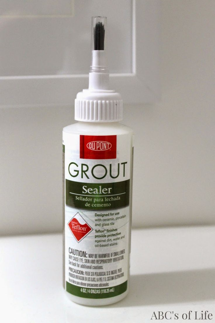 Sealing Grout Ideas Onclean Shower Tile