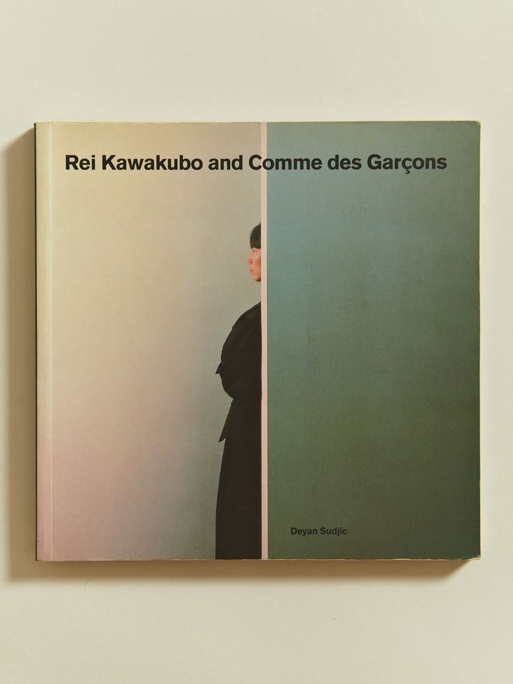 Rei Kawakubo and Commes Des Garcons