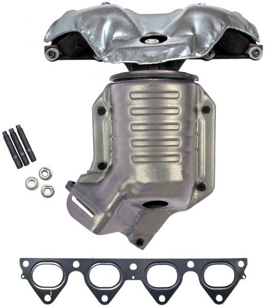 Image of Dorman 673439 Exhaust Manifold with Integrated Catalytic Converter Fits…