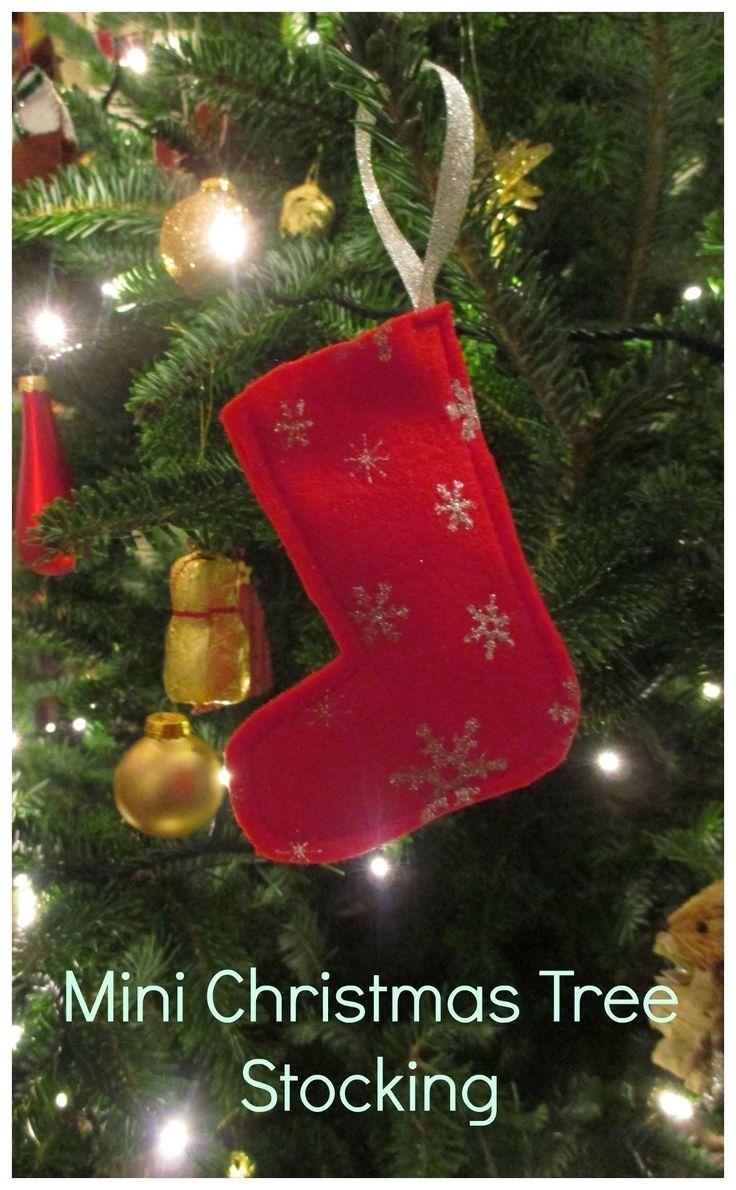 best 25 mini christmas stockings ideas on pinterest