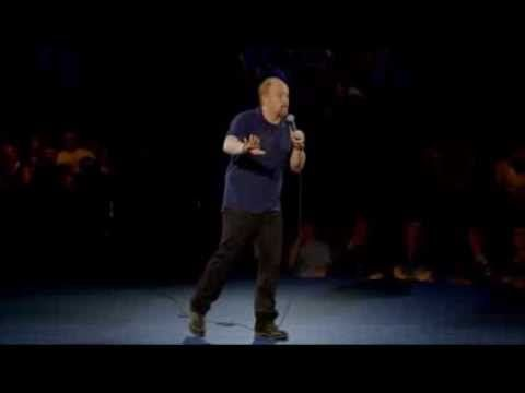 Louis Ck - What you get with a basic life. - YouTube