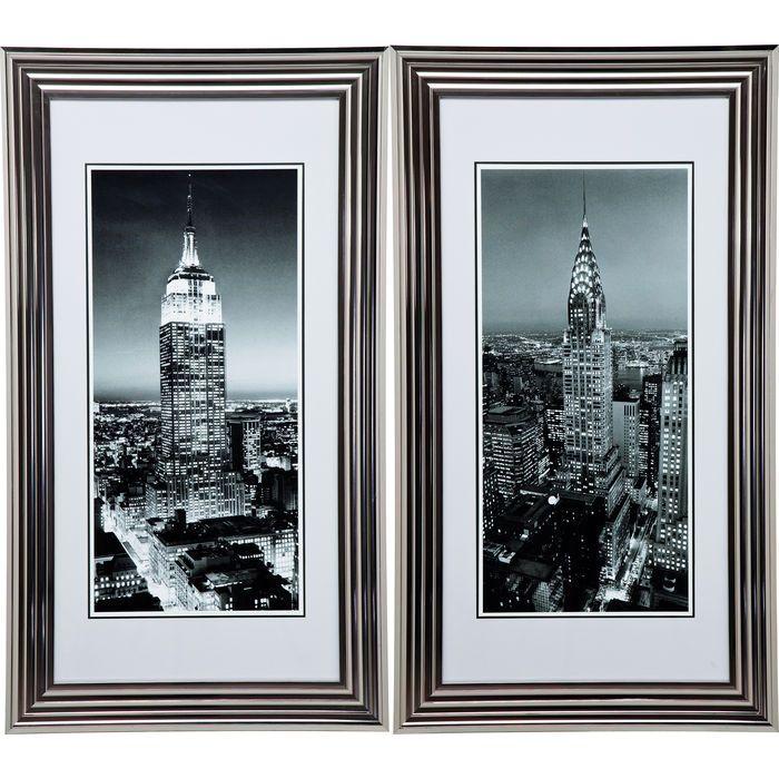 Πίνακας NY Skyline Assorted
