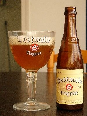 Westmalle Tripel - Belgium beer Rainy afternoon pubbing in Ipers...one of my favorite experiences.