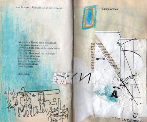 Angie Brown   art journal