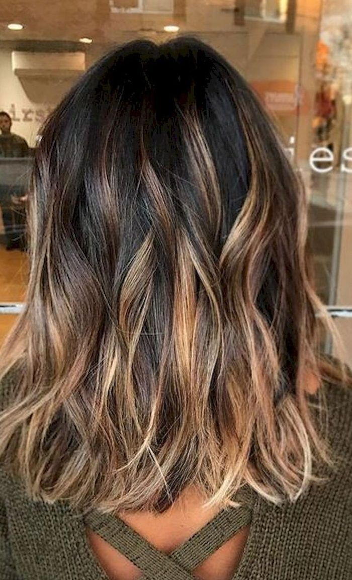 45 Amazing Summer Hair Colors For Brunettes 2019 Summer Hair Colors For Brunettes Brunette Coloring Color Type Idee Couleur Cheveux Cheveux Couleur Cheveux