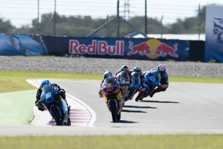 Fenati, Argentinian Moto3 Race 2014