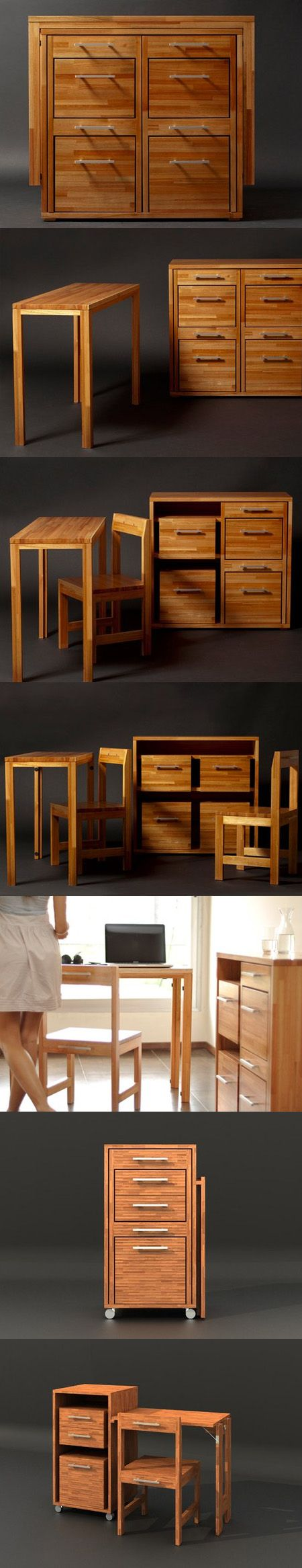 ideas about Multipurpose Furniture on Pinterest Space